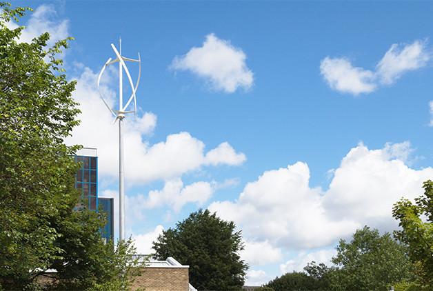 innogy: Rośnie zainteresowanie mikroinstalacjami wiatrowymi