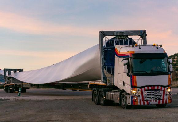 Co może być zamiennikiem prętów zbrojeniowych? Zużyte łopaty turbin wiatrowych