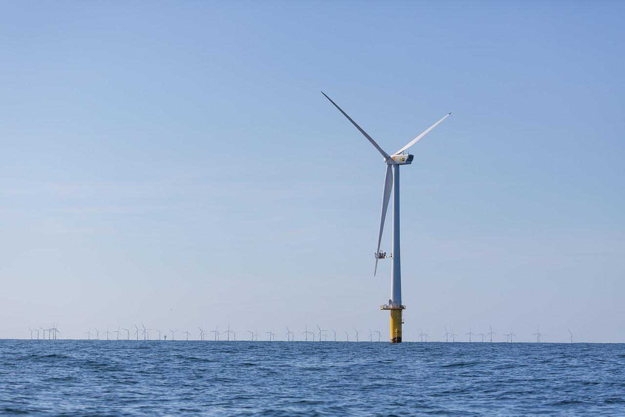 W 2020 roku przybyło 6,1 GW mocy w offshore wind. Liderem pozostają Chiny